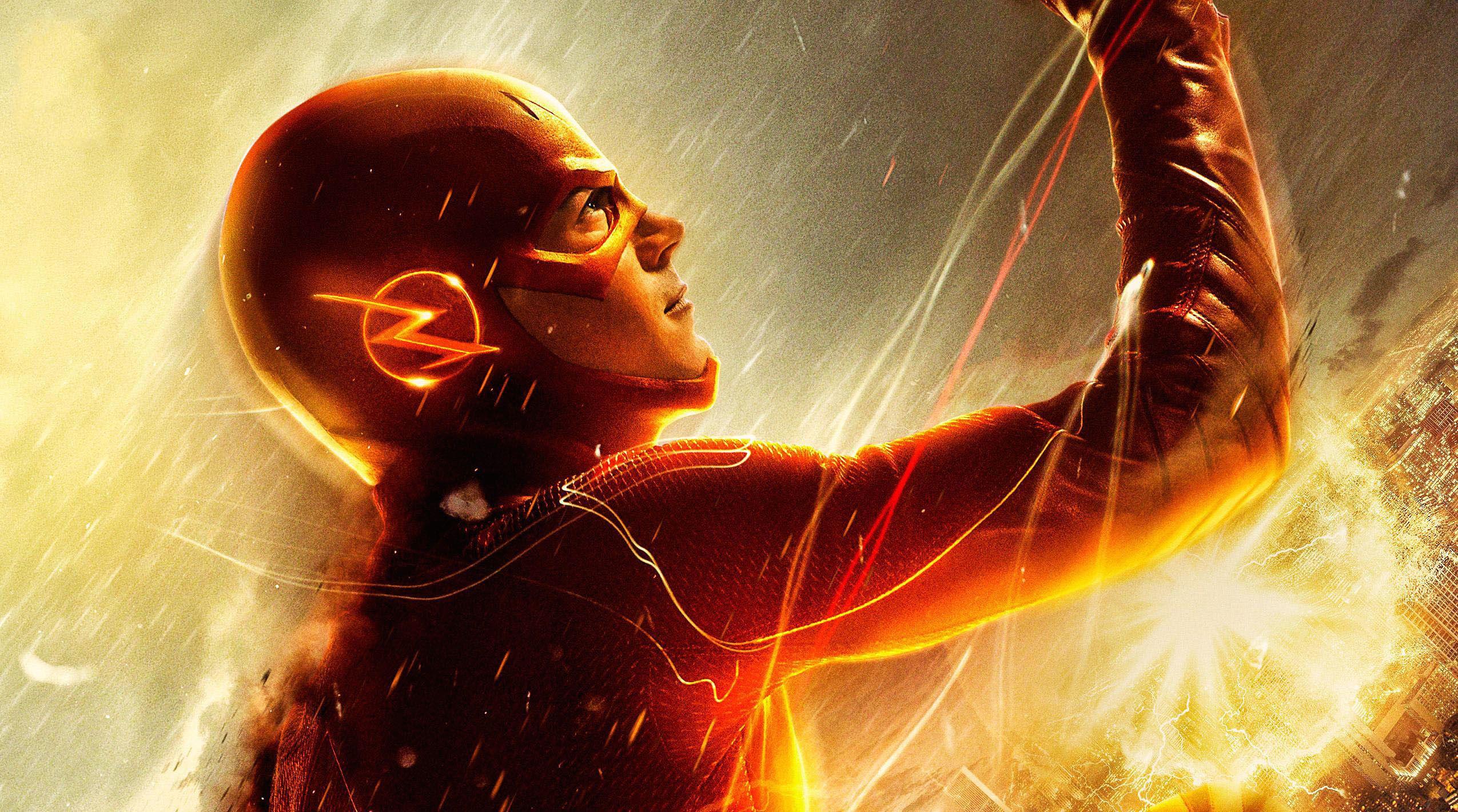 The Flash: más imágenes del rodaje de la 3ª temporada