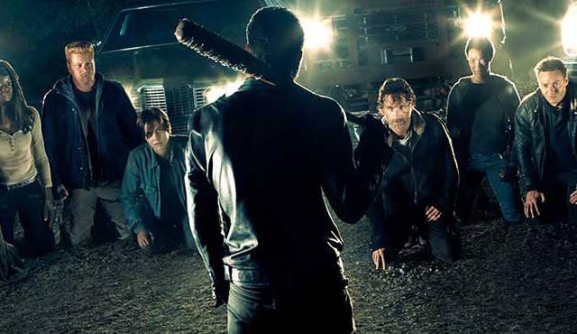 Increíble nuevo póster de la 7ª temporada de The Walking Dead
