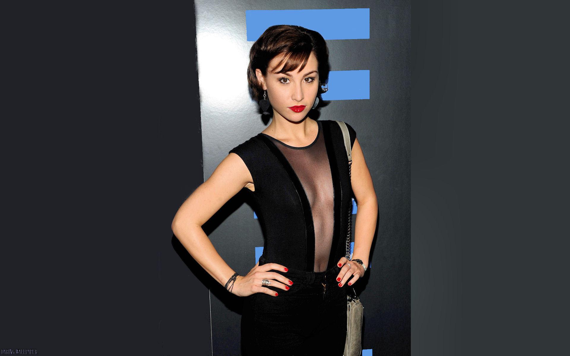 Allison Scagliotti ficha por The Vampire Diaries