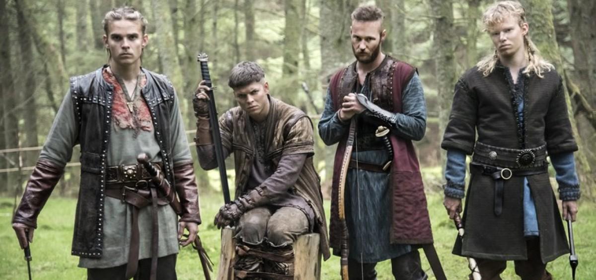 Vikings: tráiler de la segunda parte de la 4ª temporada