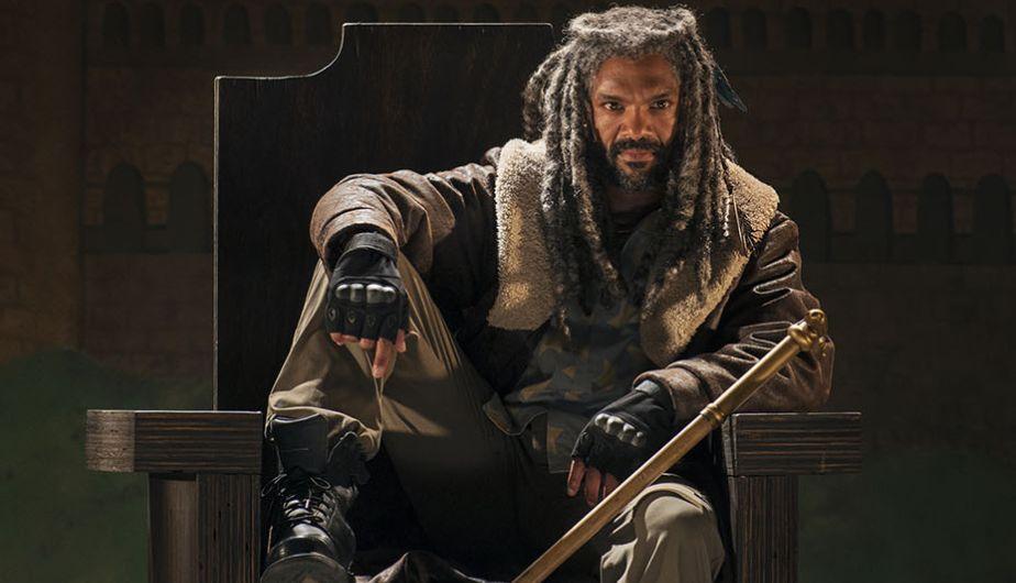 The Walking Dead: así será Ezekiel en la 7ª temporada
