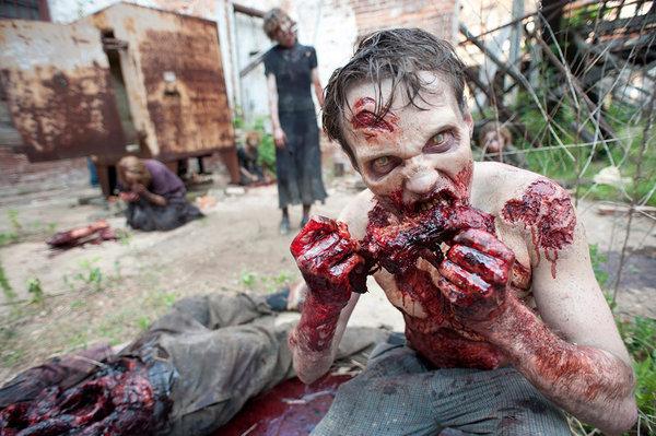 The Walking Dead: ¿destapada la introducción de Los Susurradores?