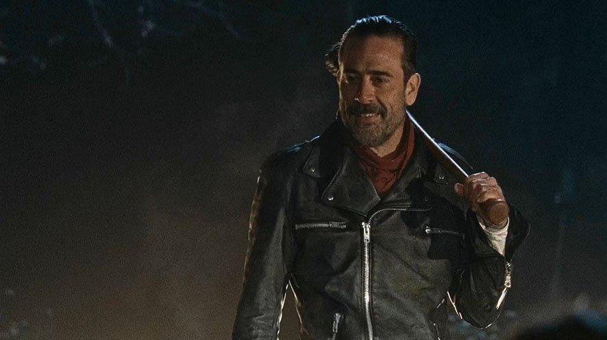 The Walking Dead: nueva llamativa imagen de Negan