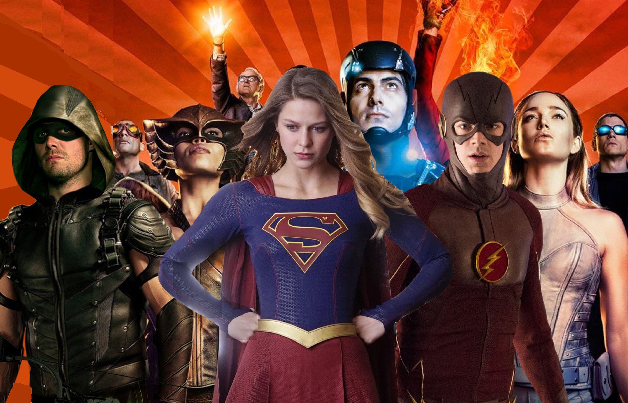 Un personaje de las series de superhéroes de CW saldrá del armario