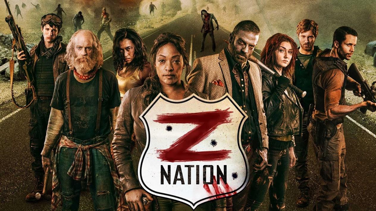 Póster de la tercera temporada de Z Nation