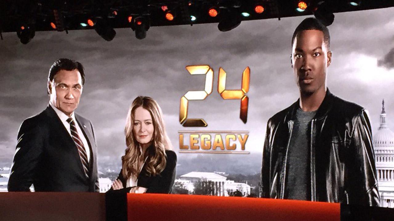 24 legacy tendrá en su reparto a un actor de la serie Legacy