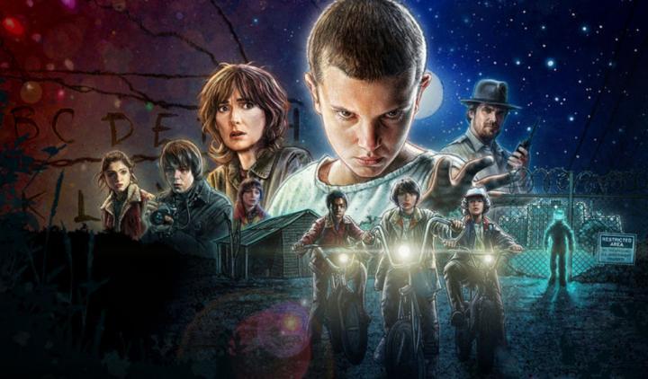 Netflix publica un vídeo relacionando películas con Stranger Things
