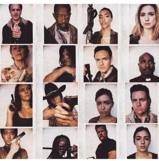 Descartadas tres posibles víctimas en The Walking Dead