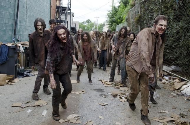 The Walking Dead ha salvado a cuatro personajes
