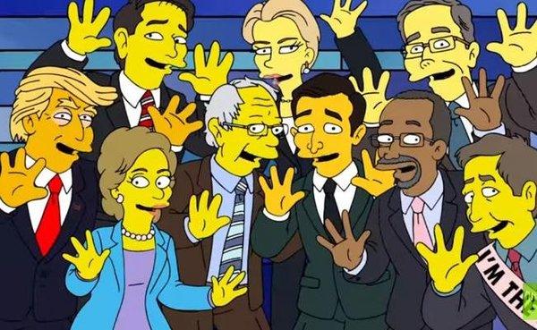 Donald Trump tendrá un capítulo para el solo en Los Simpson
