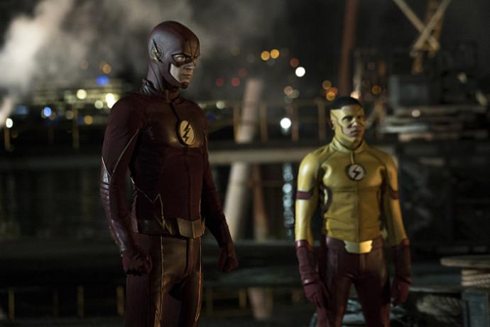 Fotografías de la 3ª temporada de The Flash