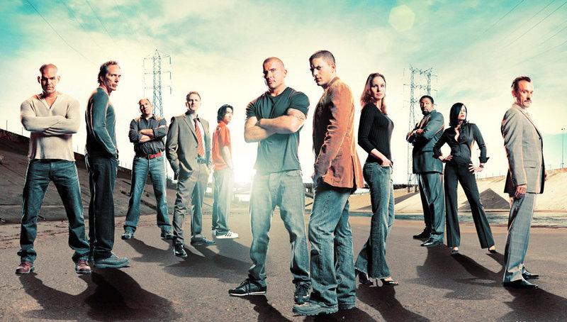 Prison Break está siendo la serie más comentada en las redes sociales