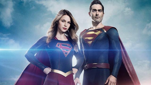 Nueva imagen de Tyler Hoechlin como Superman en Supergirl