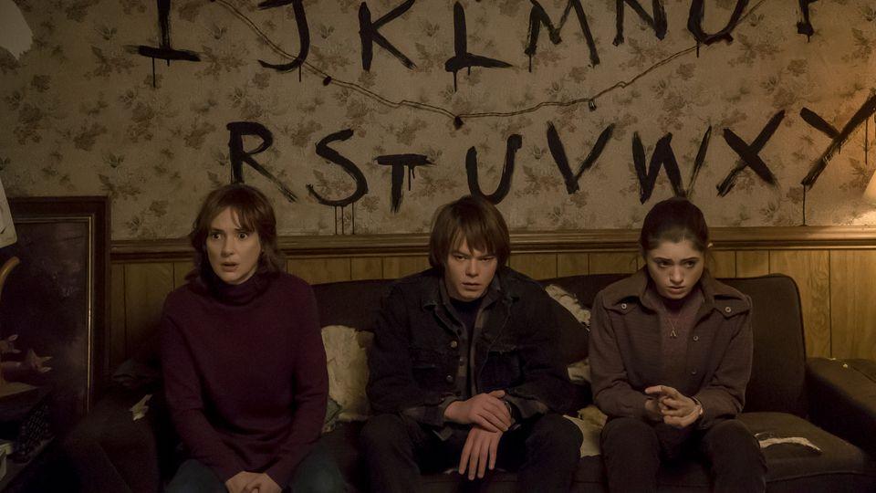 Teorías sobre los títulos de los nuevos episodios de Stranger Things