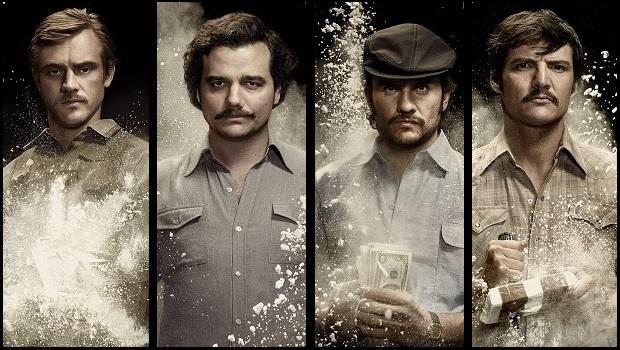 ¿A qué personas reales hacen referencia los personajes de Narcos?