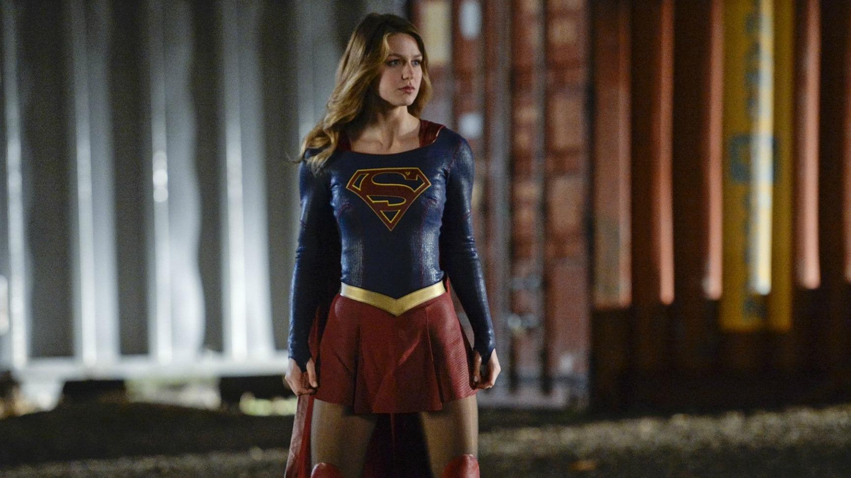 Ya tenemos nuevas fotos de la segunda temporada de Supergirl
