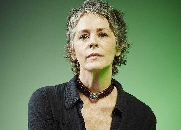 The Walking Dead: Melissa McBride habla la vida romántica de Carol