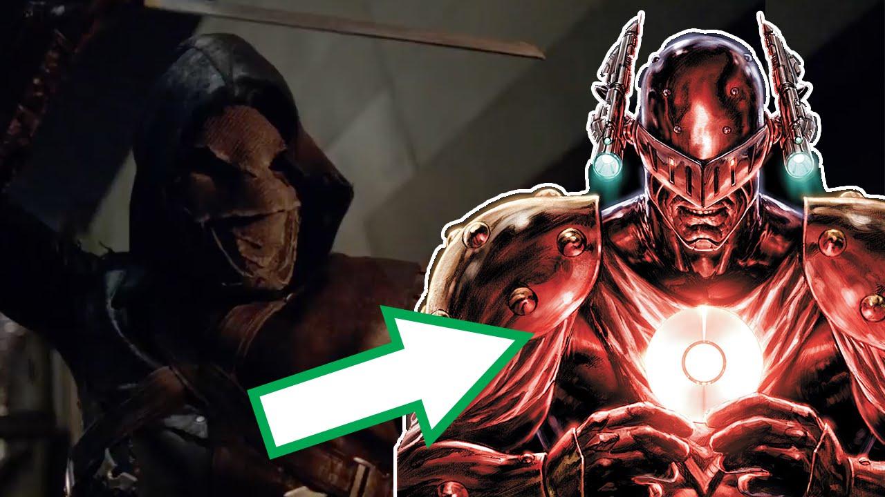Arrow: ya podemos ver en un nuevo tráiler a villano Prometheus