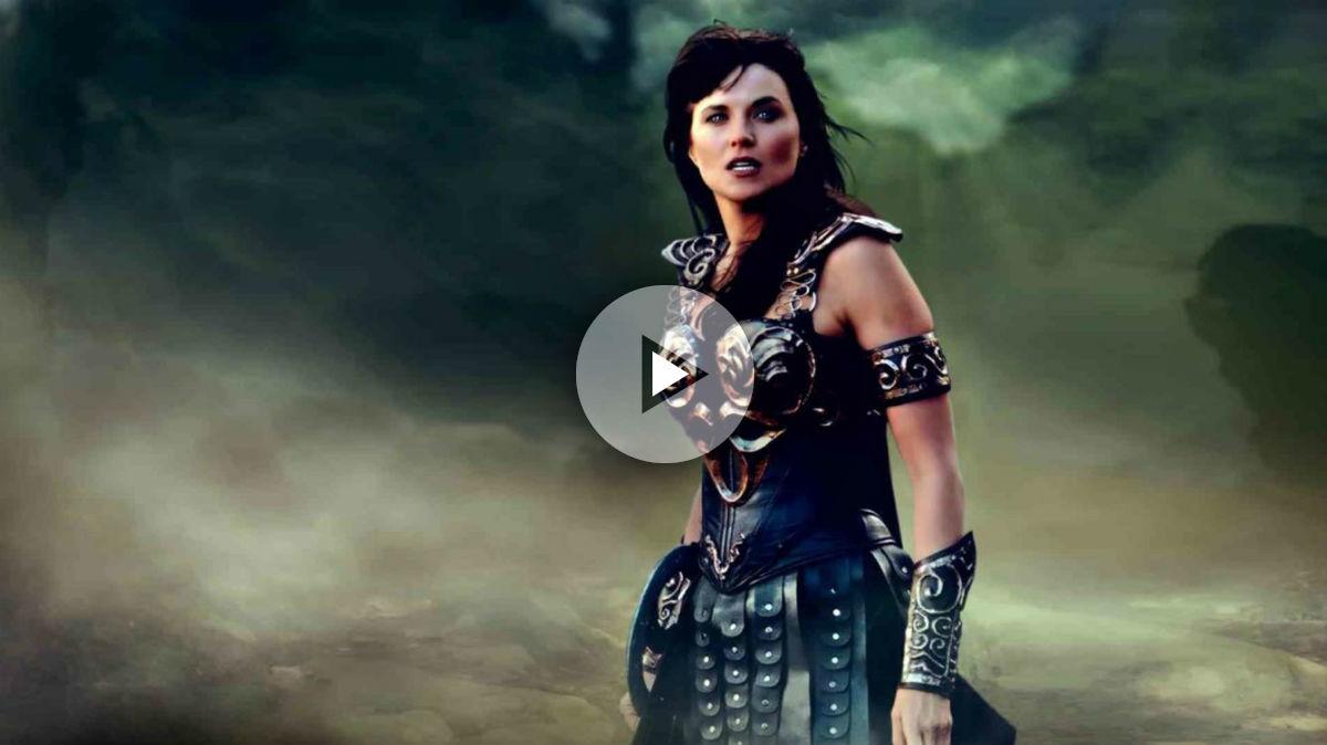 xena princesa guerrera