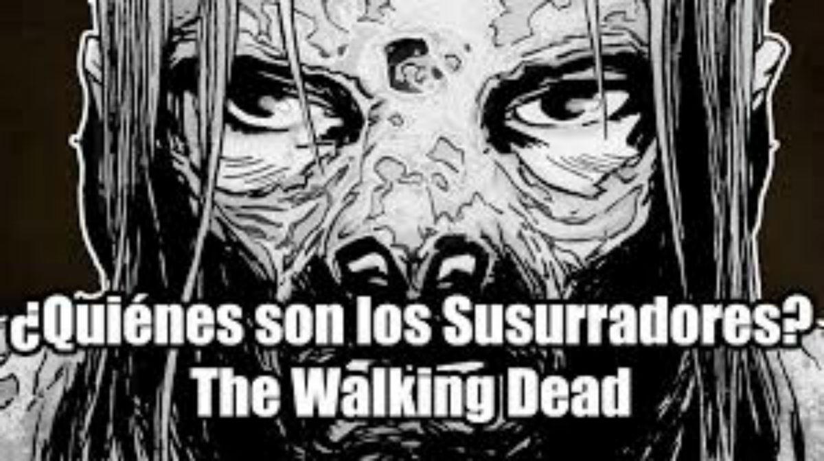 The Walking Dead: parece que conoceremos pronto a Los Susurradores