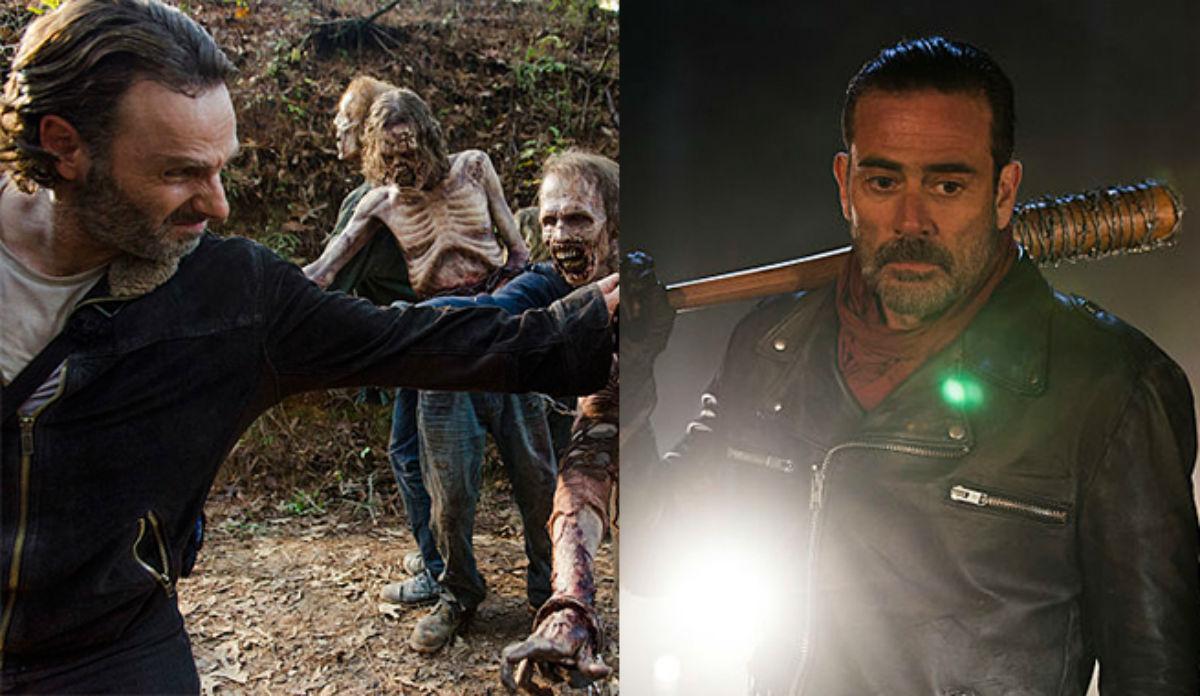 The Walking Dead: ¿qué le hará Negan a Rick en la caravana?