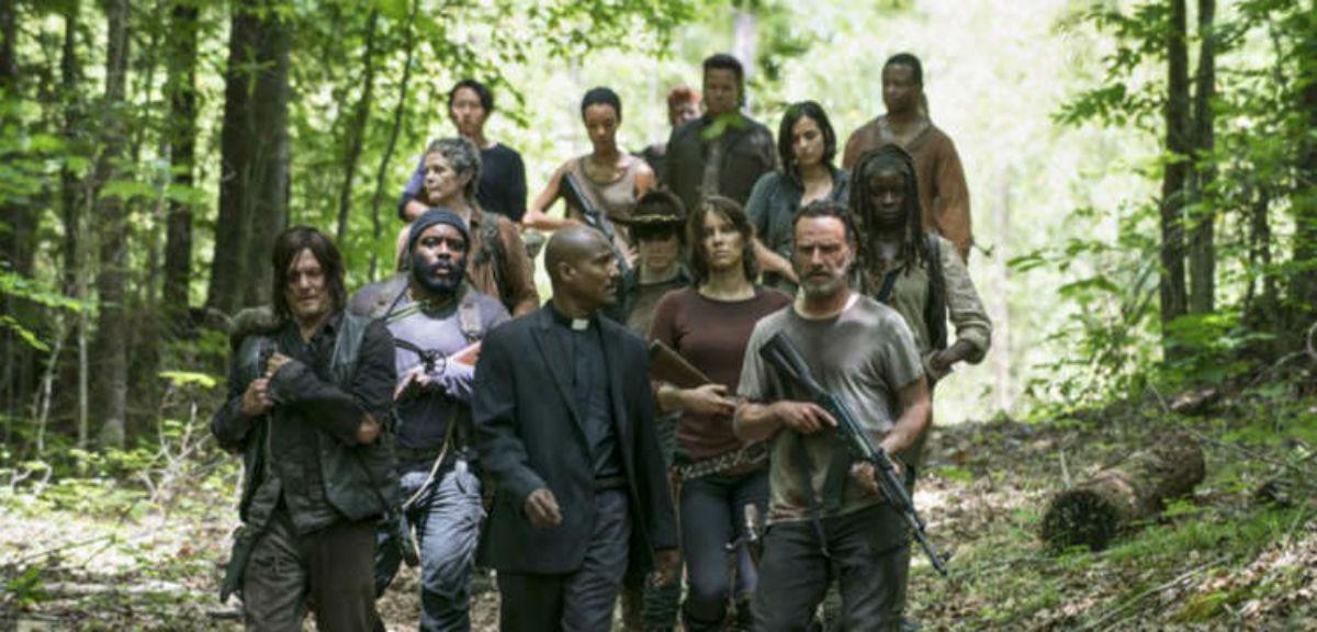 The Walking Dead: SPOILER: revelada la víctima de Negan