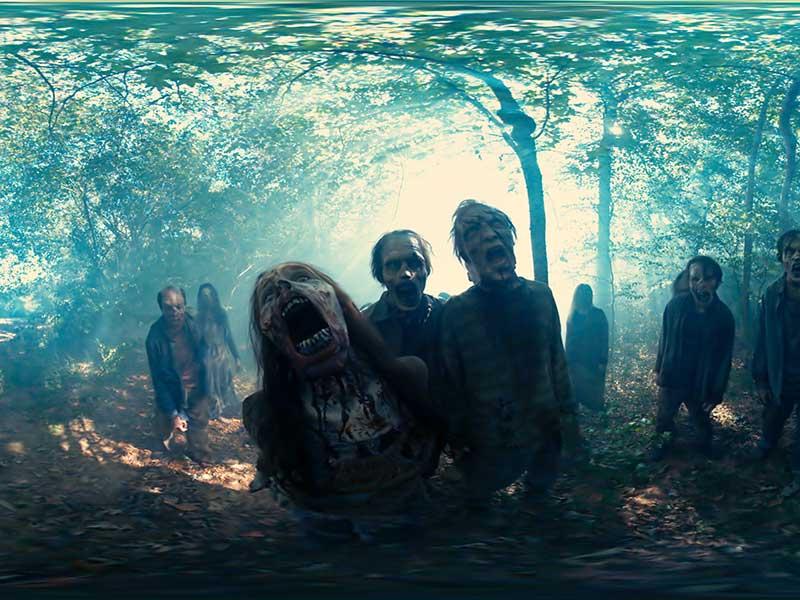 The Walking Dead rompe récords de audiencia y de piratería