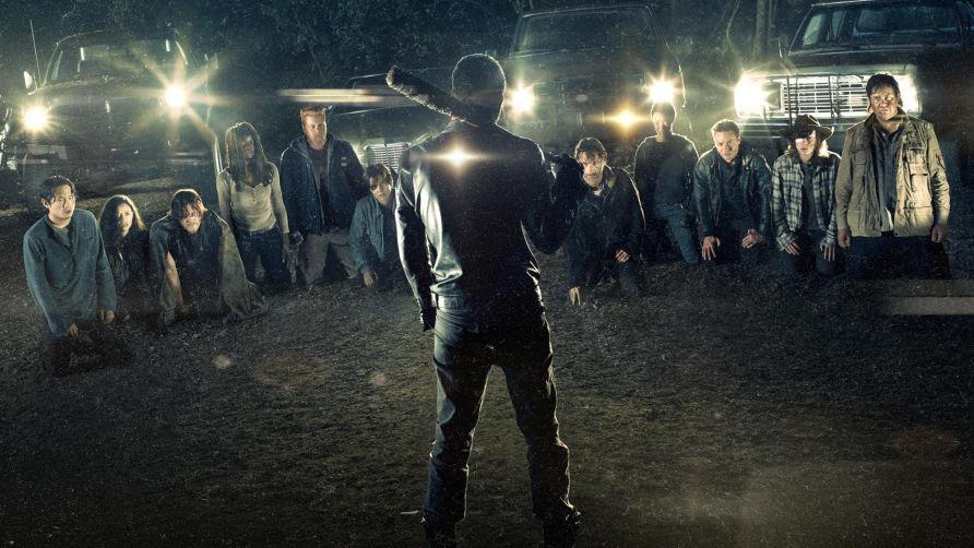 The Walking Dead: mira la viral reacción de esta madre viendo la premiere