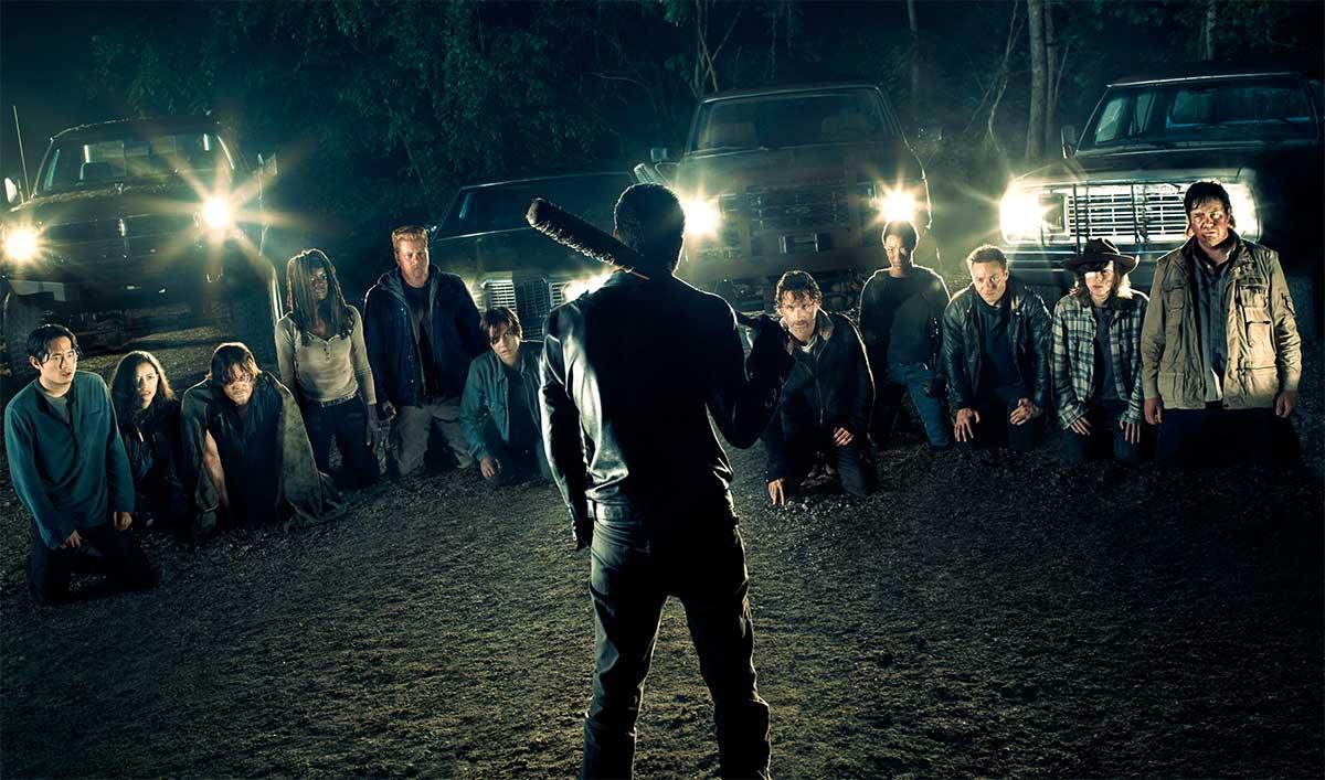 The Walking Dead: podemos ver el primer vistazo del capítulo 3