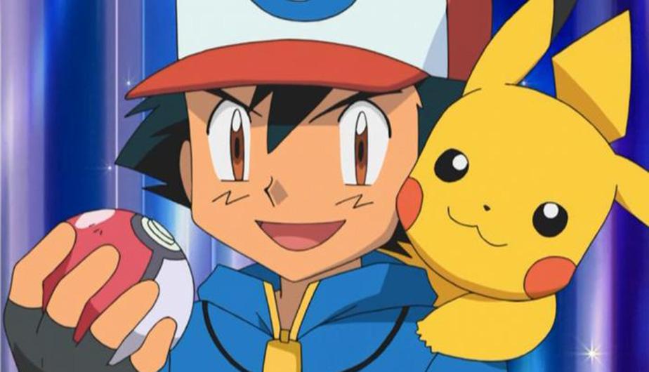 Pokémon ha estallado con el primer beso de Ash Ketchum