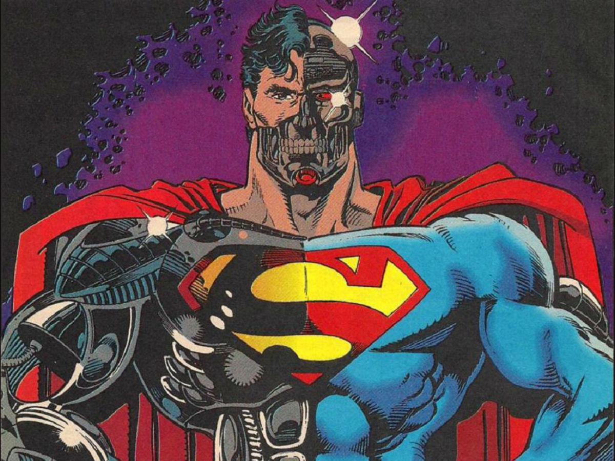 Supergirl: veremos a Cyborg Superman en la segunda temporada