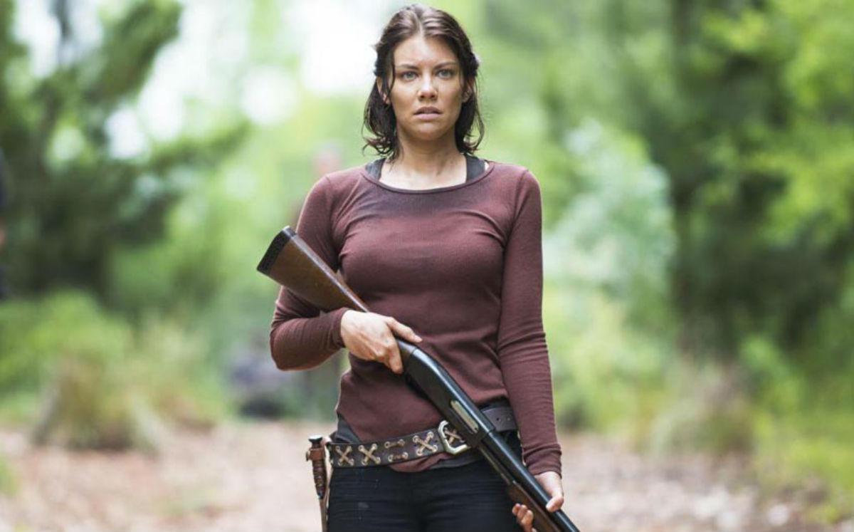 The Walking Dead: Maggie llegará Hilltop en el quinto episodio