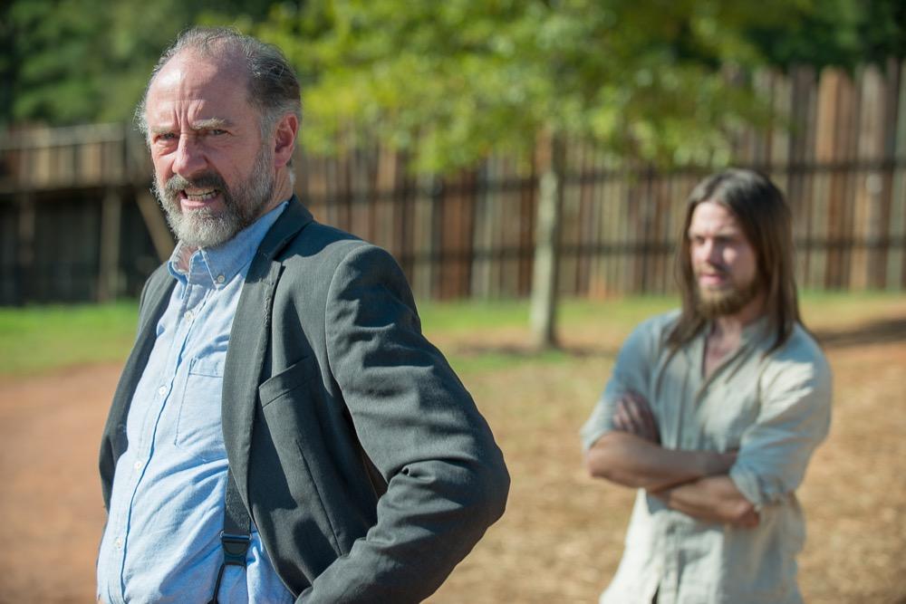 The Walking Dead: lee acerca de la teoría sobre Jesus y Gregory