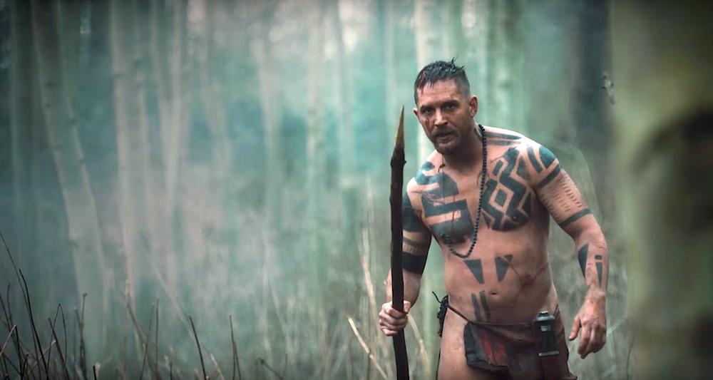 Taboo: Tom Hardy protagoniza la nueva promo de la miniserie de FX