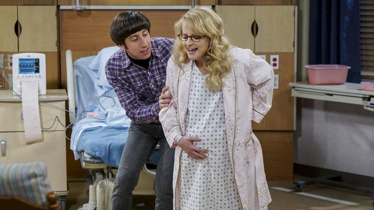 The Big Bang Theory: el nacimiento de la pequeña entraña un homenaje