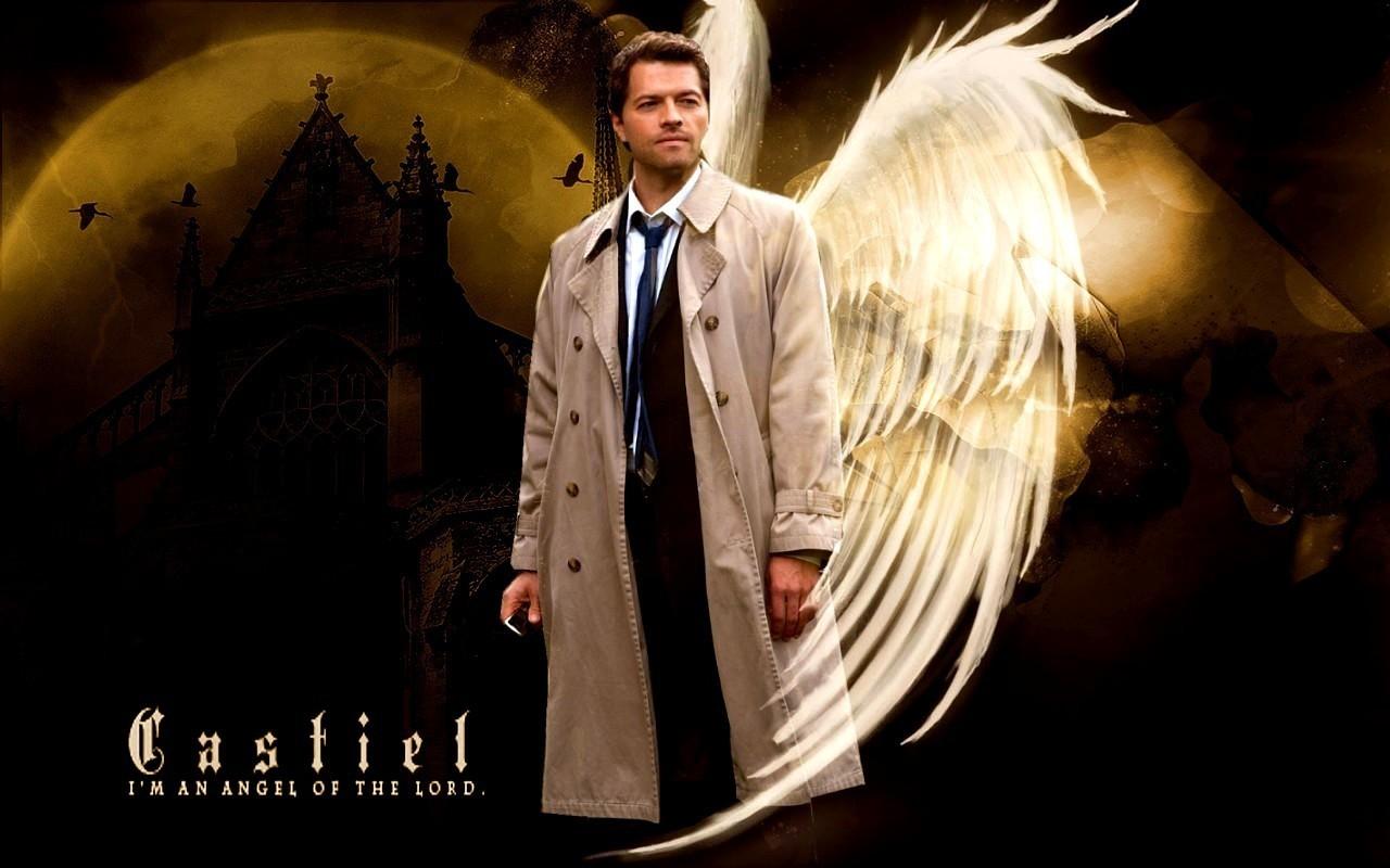 Sobrenatural: Castiel aparecerá mucho en la 12 temporada