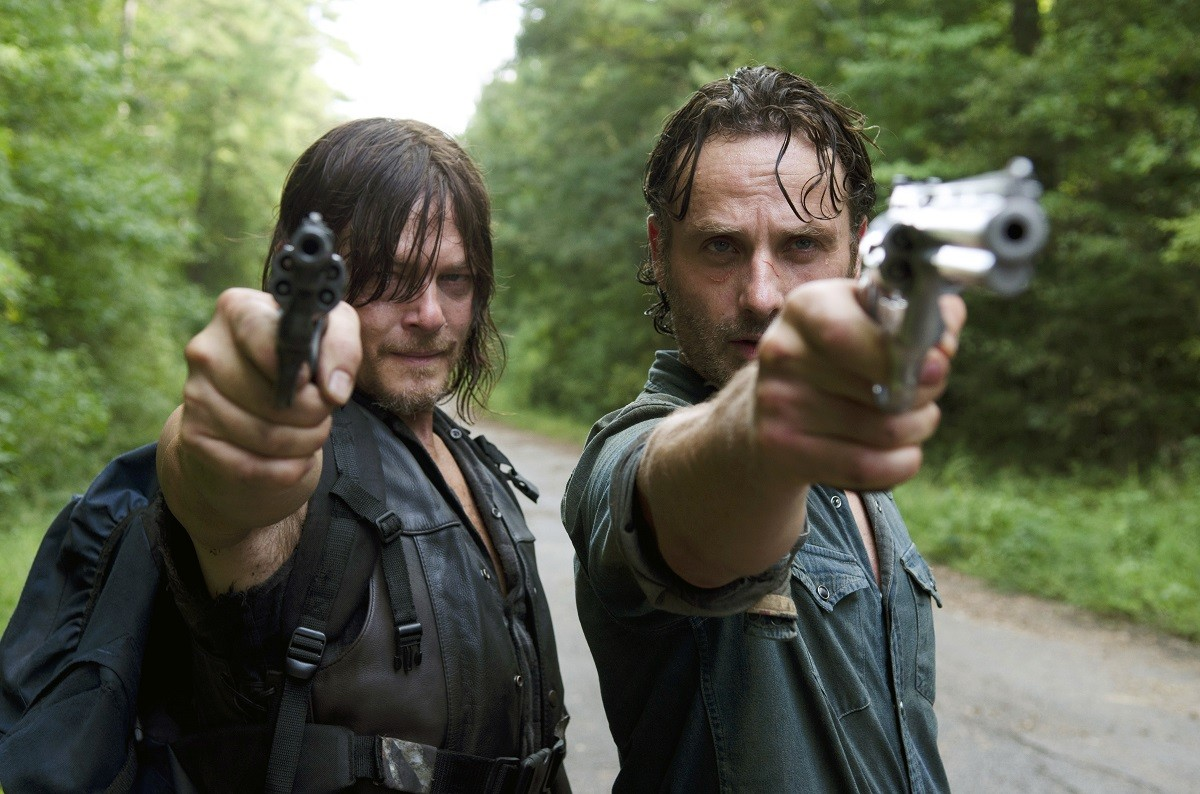 The Walking Dead: AMC ha publicado una escena que quizá no viste
