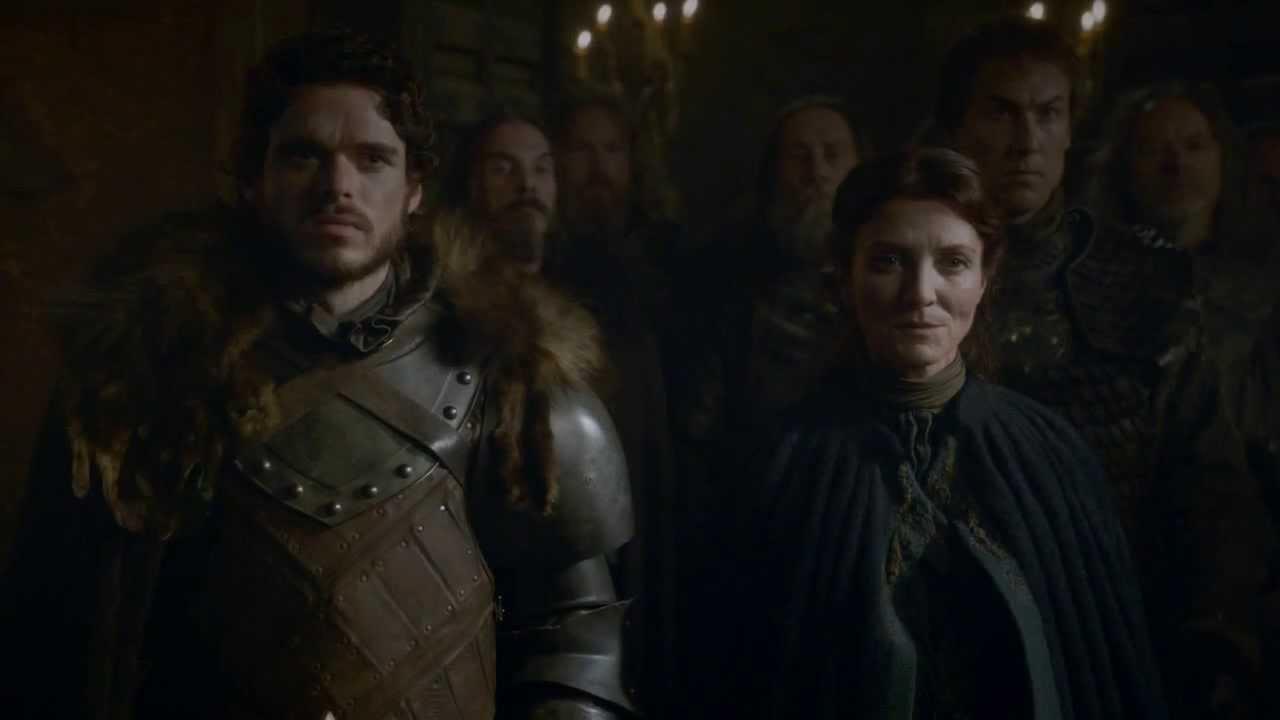 Juego de Tronos: Frey sorprende besando a Robb Stark en «Los Medici»