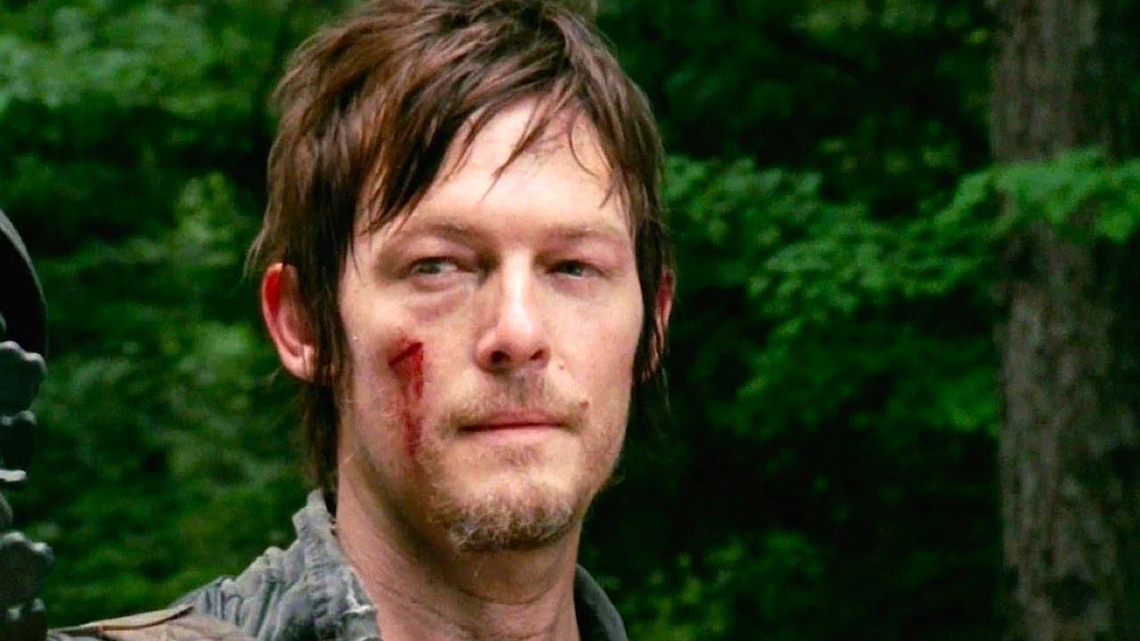 The Walking Dead: veremos un cambio en Daryl dentro de poco