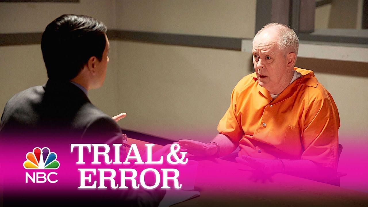 Trial and Error: conoce la nueva comedia de NBC