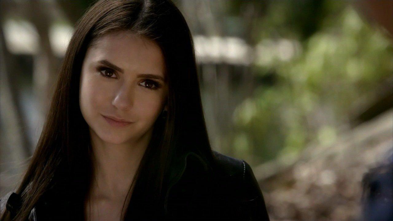 Crónicas Vampíricas: mira las primeras fotos de Nina en el rodaje