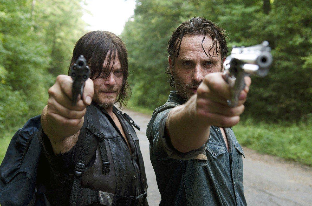 The Walking Dead: se alargará la última parte de la serie
