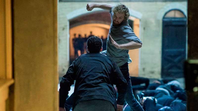 Iron Fist desata su poder en el nuevo tráiler de la serie de Netflix
