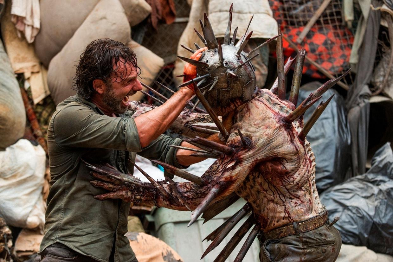 The Walking Dead: ¿quieres saber el pasado del caminante Winslow?