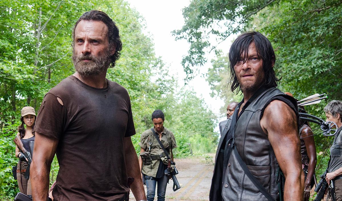 The Walking Dead: ¿qué hace el pelo de Andrew Lincoln en la nevera de Norman Reedus?