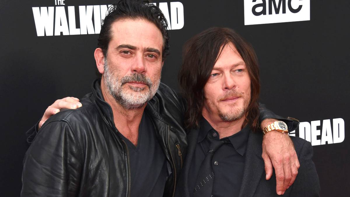 The Walking Dead: ¿por qué siguen Norman Reedus y Jeffrey Dean Morgan en España?