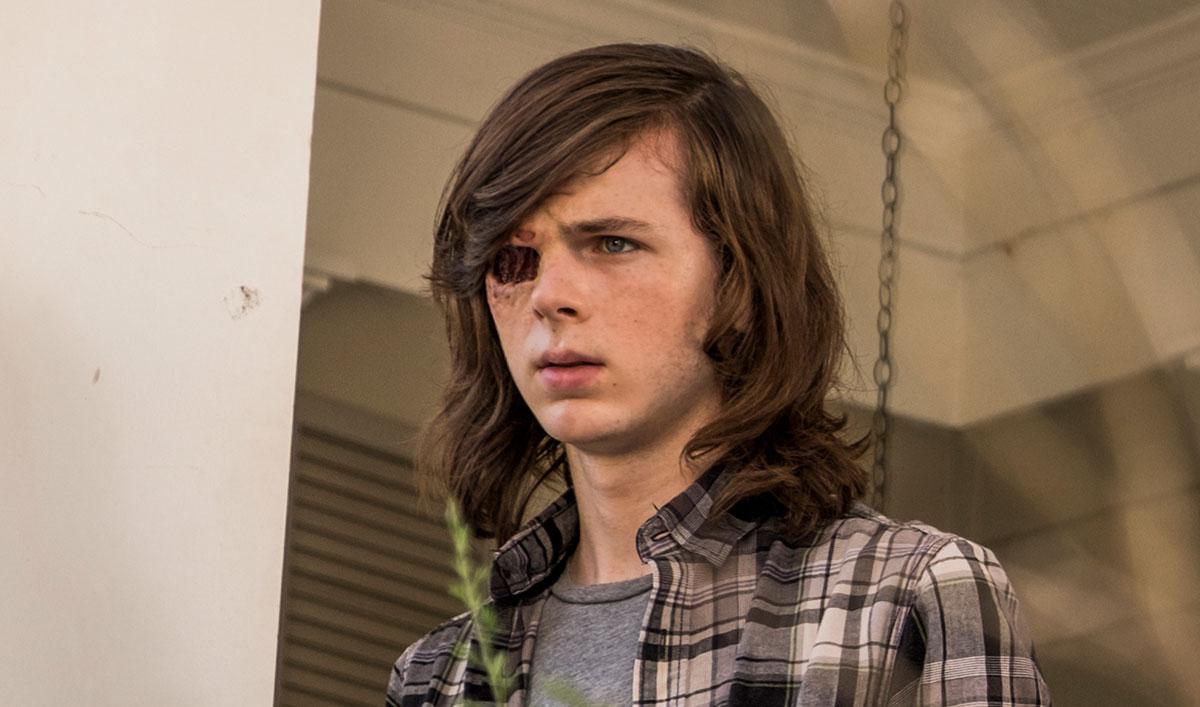 The Walking Dead: ¿en qué se ha equivocado Carl en el último episodio?