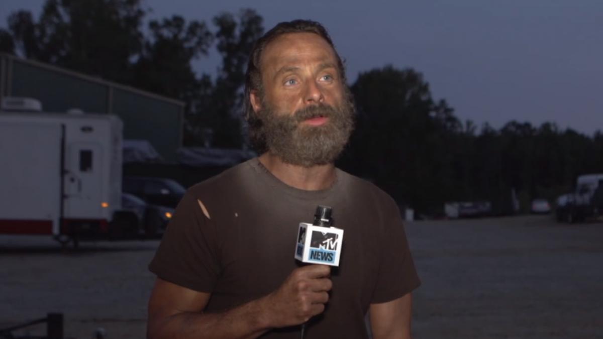 The Walking Dead: Andrew Lincoln ha desvelado emocionante información del final