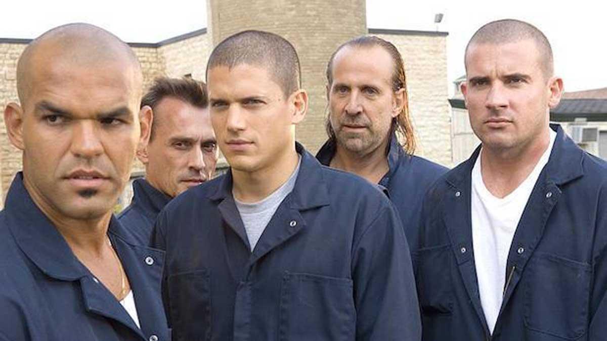 Prison Break: mira los cinco primeros minutos de una serie dormida ...