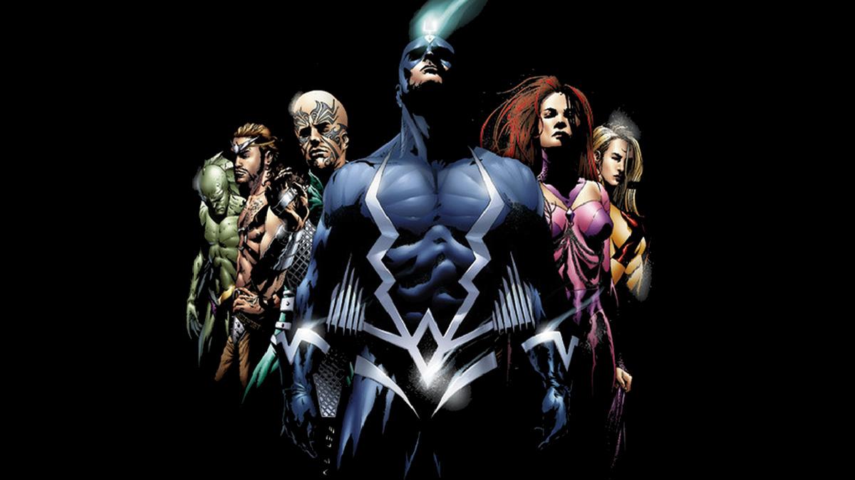 Primer vistazo a The Inhumans en su teaser e imagen oficial